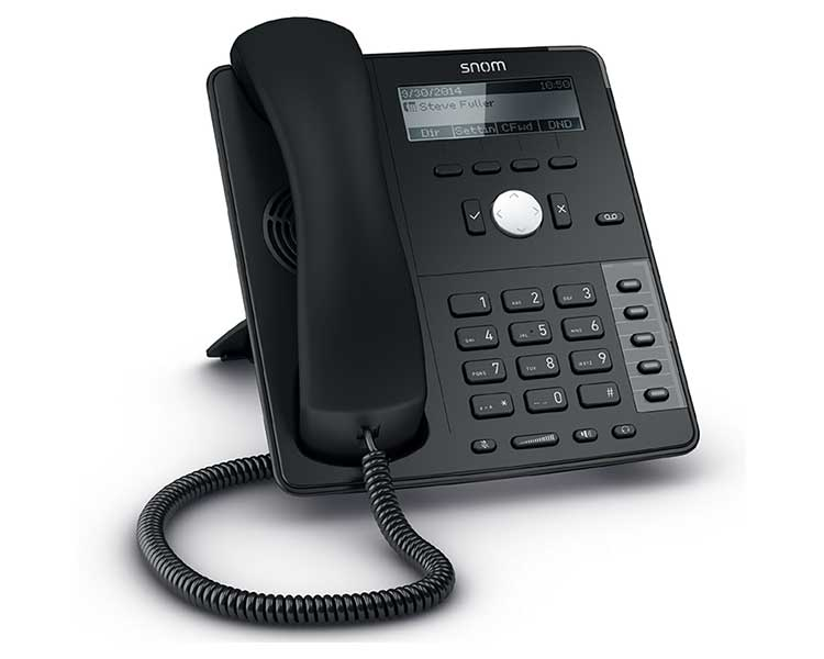 Snom D712 IP Phone