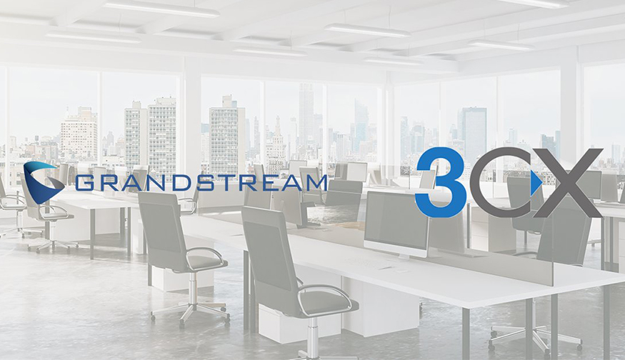 Grandstream GRP series Carrier-Grade IP Phones are now compatible with 3CX