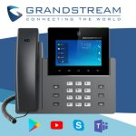 Grandstream Releases Firmware Version 1.0.3.13 for the new GXV3350 Smart IP Video Phone