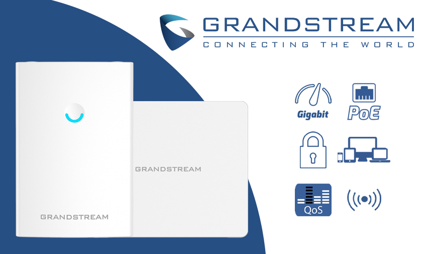 Grandstream introduces GWN7602 and GWN7630LR WiFi Access Points to the GWN Series family
