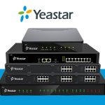 Award-winning Yeastar S-Series VoIP PBX systems support 4G SIM Card 4G LTE Solution & SIP over 4G LTE
