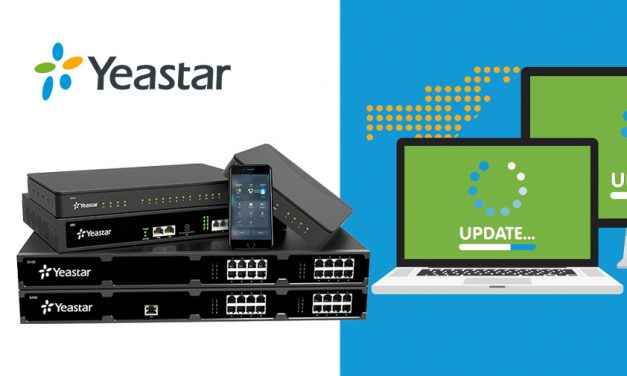 Yeastar release firmware v30.13.0.15 for S-Series IP PBX