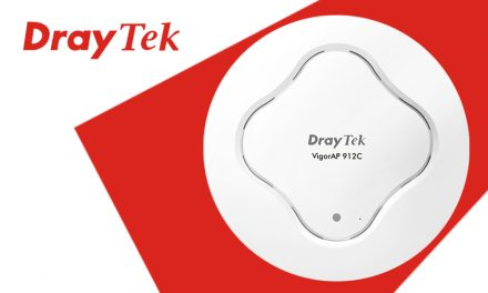 Introducing the new DrayTek VigorAP 912C 802.11ac Wave2 Dual-Band Ceiling-Mount Wireless Access Point