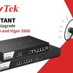 DrayTek release firmware version 1.5.1 for the Vigor 2960 and 3900 to improve Web UI Protection