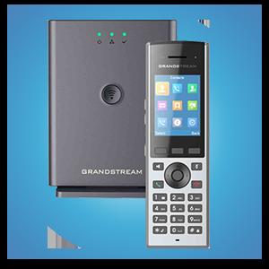 Grandstream DP730 DECT Cordless HD IP Phone