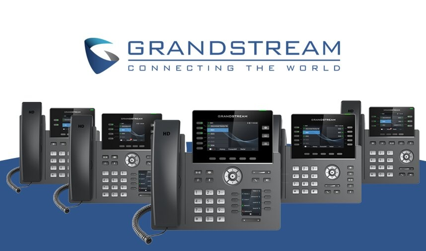 Grandstream announces GRP Series IP Phones are now compliant with Cisco's BroadWorks