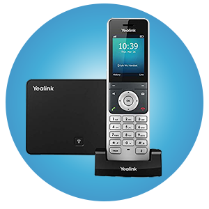 Yealink W60 DECT IP Phone Package