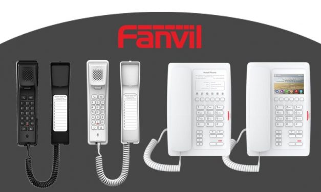 Fanvil welcomes the new H2U, H3 White and H5 White IP Phones to the H Series family