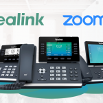 Yealink Announces Collaboration with Zoom HaaS with T53W, T54W, T58A and CP960