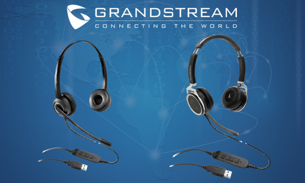 Grandstream Releases New GUV3000 and GUV3005 USB Headsets for Remote Collaboration