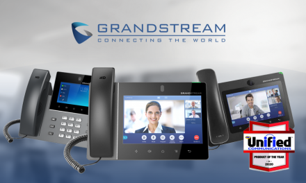 Grandstream GXV3300 Series of IP Video Phones Win 2020 Unified Communications Product of the Year Award