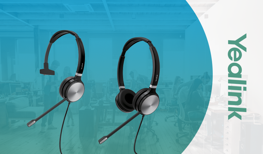 Yealink Announces UH36 Mono/Dual Headsets are Now Certified for Googlemeet and Googlevoice