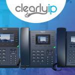 Explore the features and innovations provided with the ClearlyIP IP Desk Phones