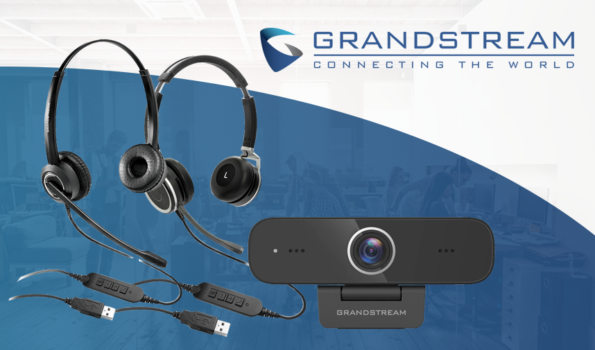 Highlights of The Latest Grandstream GUV Series