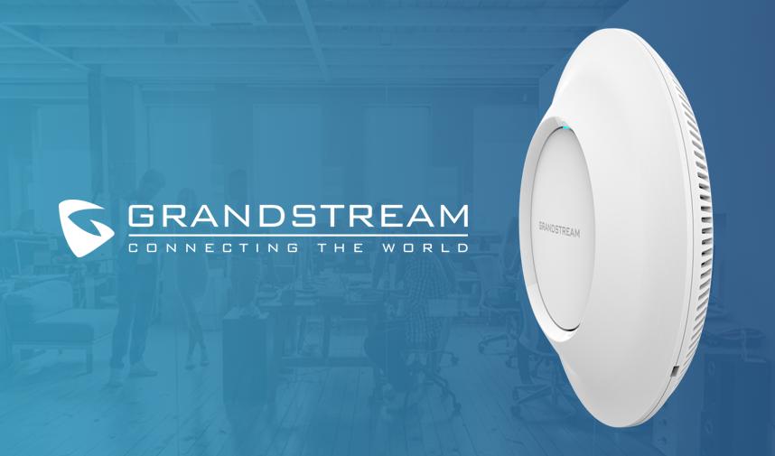 Grandstream Hosts Webinar on GWN7610 WiFi Bridge & Mesh Network