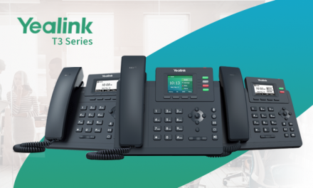 Stronger Performance & Better Communication with the New Yealink T3 Series IP Phones