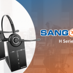 Enjoy the Freedom of Wireless Communications with Sangomas H Series Headsets