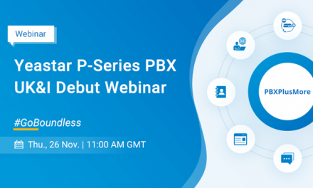 Yeastar P-Series IP PBX UK & Ireland Webinar