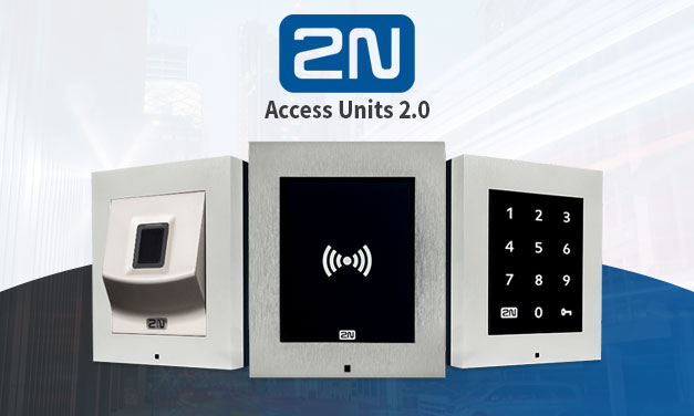 2N Access Units Now Run on the New 2.0 Platform