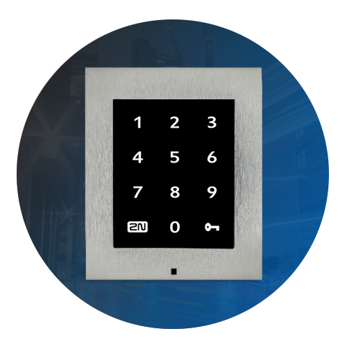 2N Access Unit 2.0 Touch Keypad