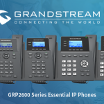 Join Grandstream as they introduce the new GRP2600 Essential IP Phones