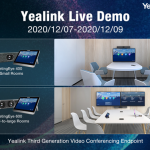 Join the Yealink Live Demo to learn more about the MeetingEye Video Conferencing Series