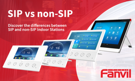 Six benefits of Fanvil SIP Indoor Stations