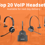 Best Selling VoIP Headsets