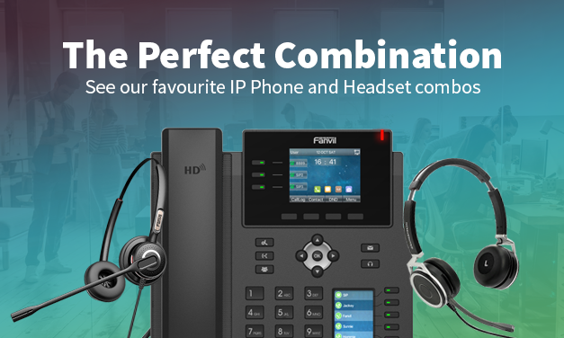 Top IP Phone and Headset Combos