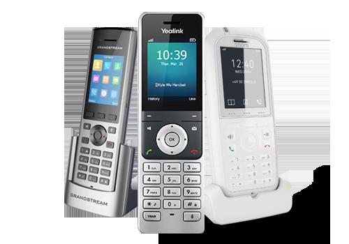 Wireless IP Phones