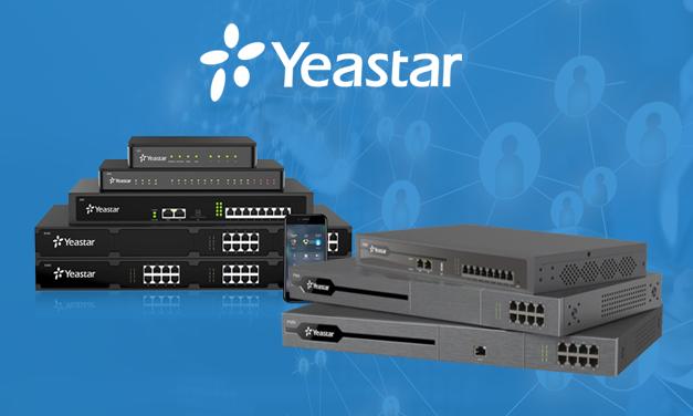 Yeastar S-Series and P-Series Firmware Updates