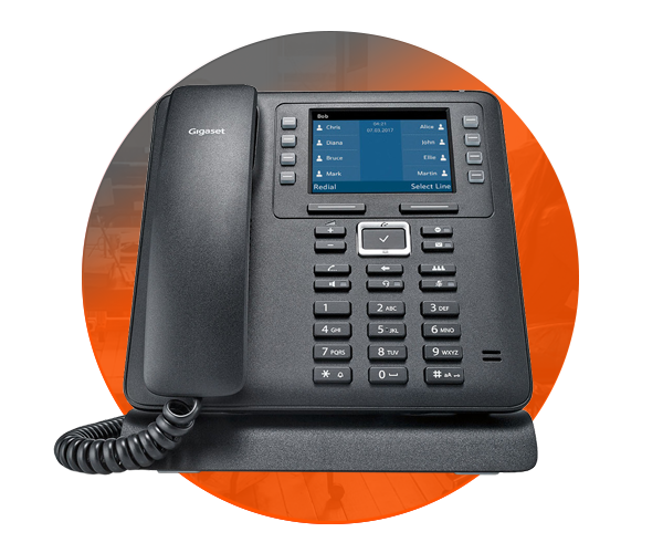 Gigaset Pro Maxwell 3 IP Phone