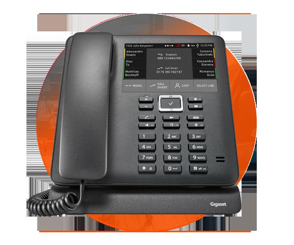 Gigaset Pro Maxwell 4 IP Phone