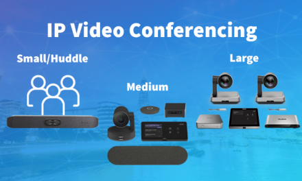 IP Video Conferencing for all business sizes