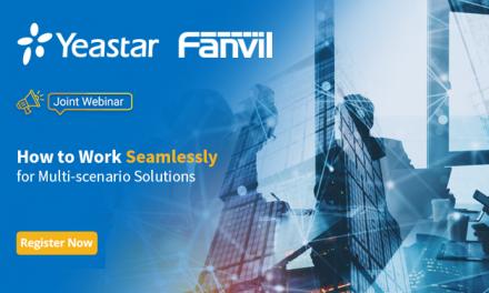 Fanvil & Yeastar Webinar: How to Work Seamlessly for Multi-scenario Solutions