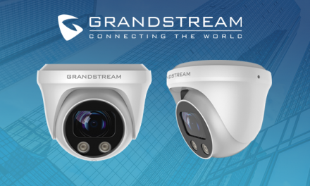 Grandstream announces the GSC3620, the latest addition to the GSC series of IP Cameras