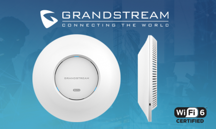 Grandstream Releases GWN7660 Wi-Fi 6 Access Point
