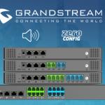 Grandstream Releases the New UCM6300 IP PBX Audio Series