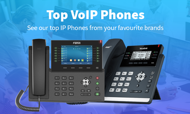 This weeks top VoIP phone picks