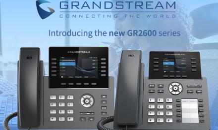Discover Grandstream new GR2600 series