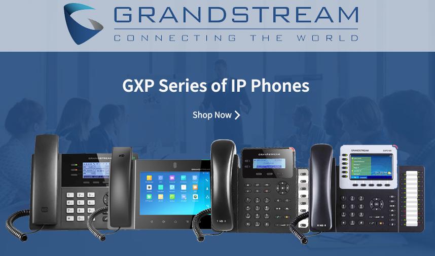 Grandstream GX Series of IP Phones