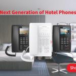 5 Key Features of Fanvil's Hotel Phones